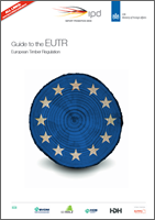 Guide to the European Timber Regulation (EUTR)