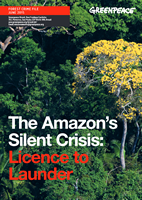 The Amazon's Silent Crisis: Licence to launder